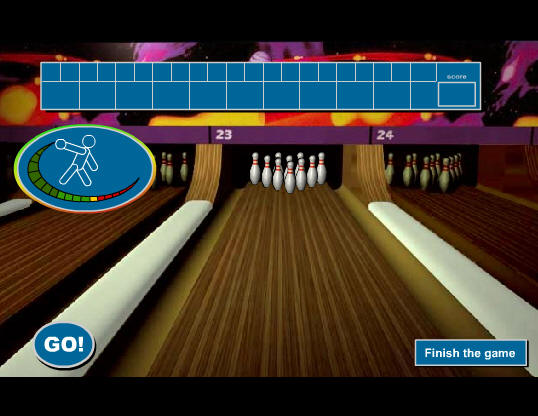 Strike Zone Bowling